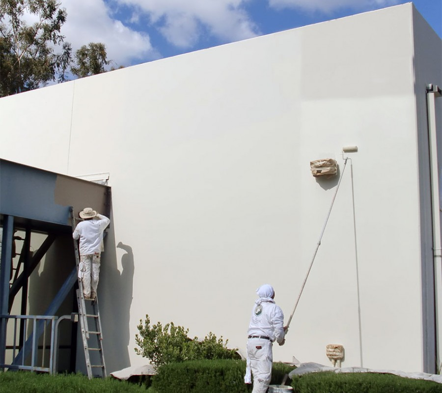 commercial painting Loxahatchee
