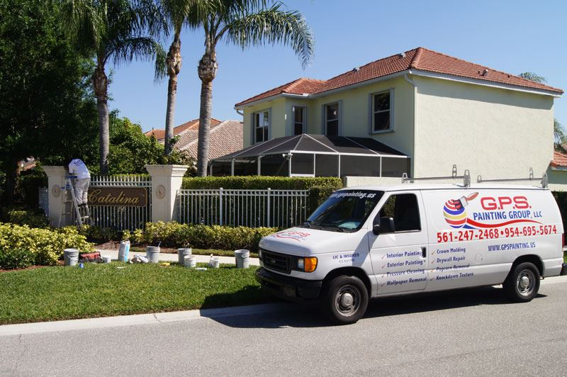 House Painting North Palm Beach FL