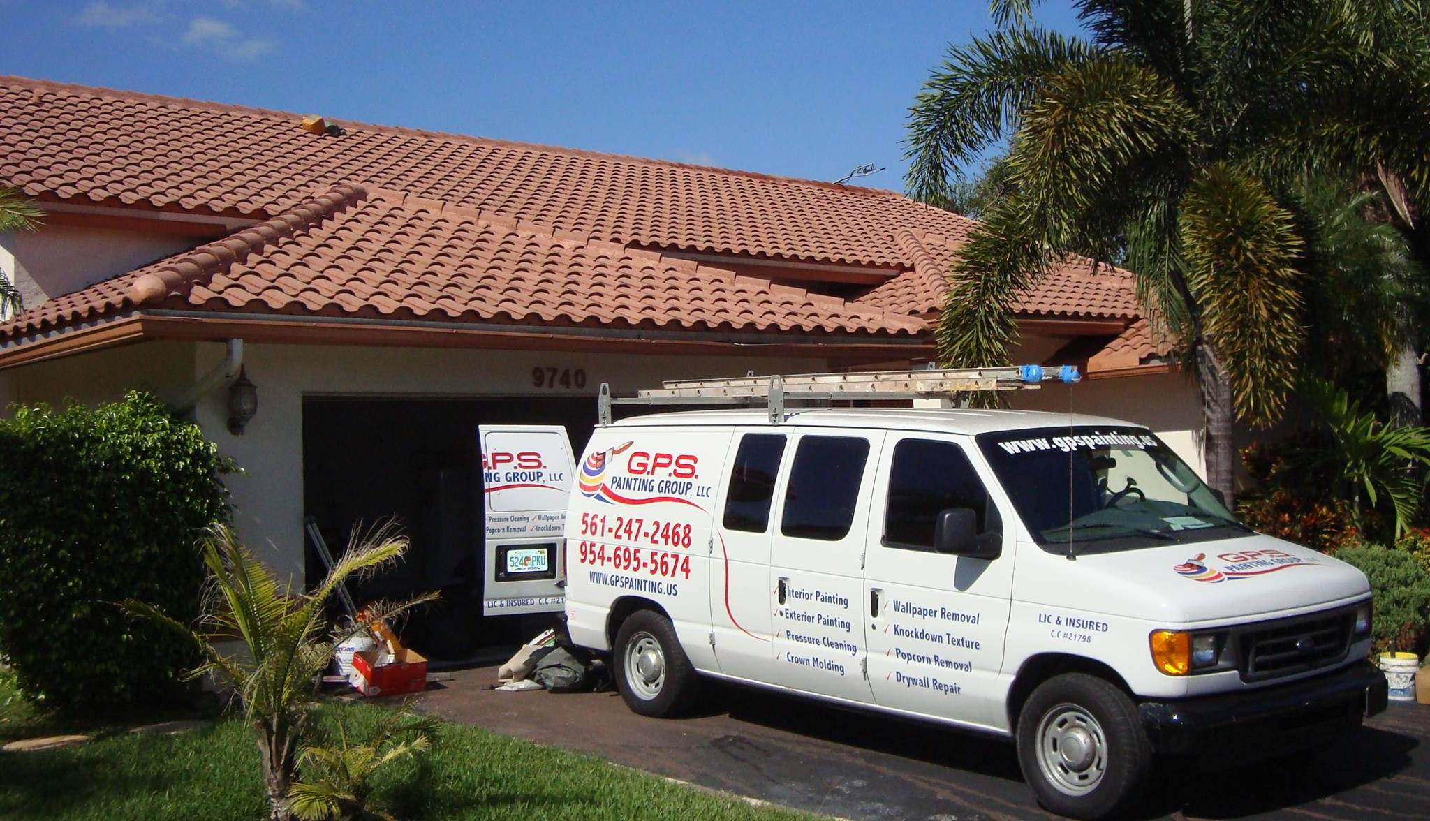 painting contractor jupiter farms