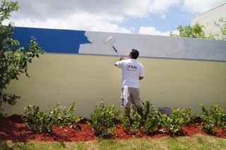 commercial painting company palm beach fl